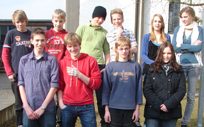 Konfirmanden 2009,2